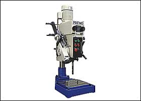 autofeed bench drilling machine
